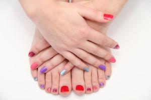 nail salon Aurora Ontario